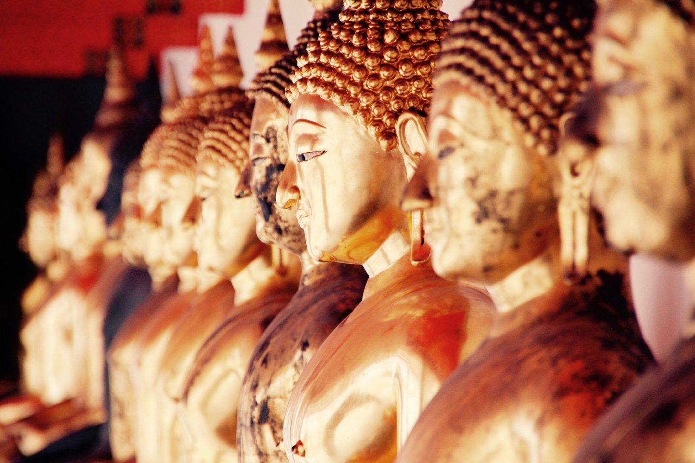 Gold Buddha, Bangkok