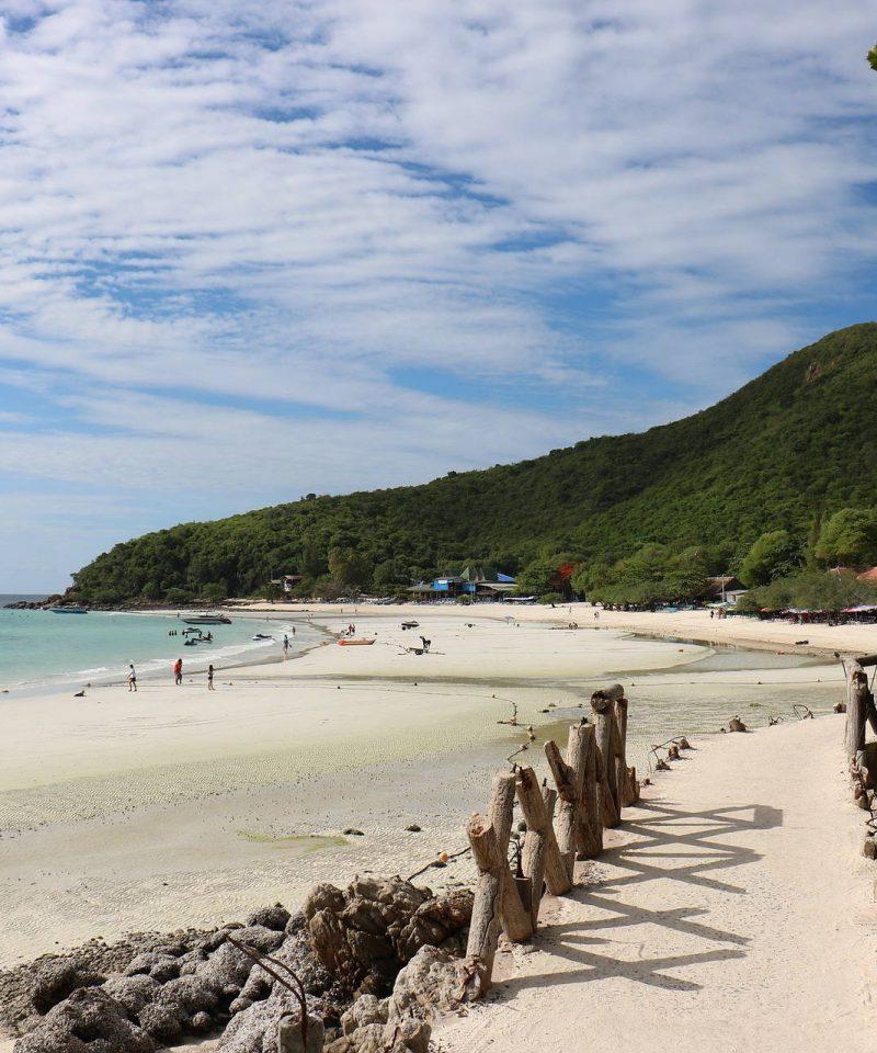 Koh Lan beach, Pattaya