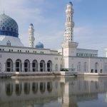 City Mosque, Kota Kinabalu