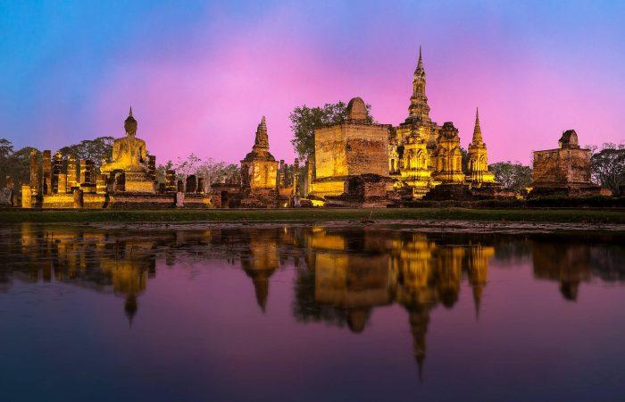 Phra Nakhon Sri Ayutthaya ancient architecture art