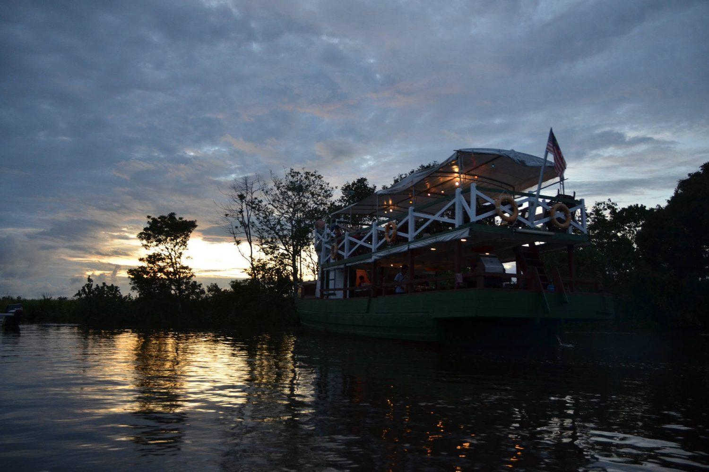 Sunset River Kota Kinabalu