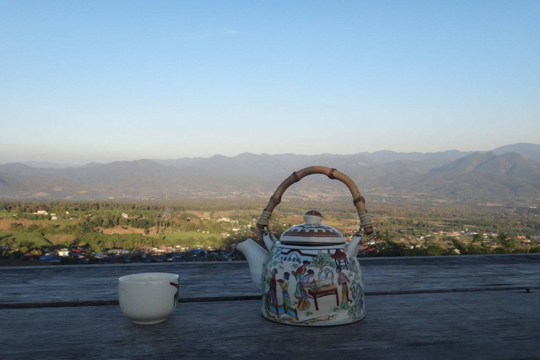 Tea Pot, Pai