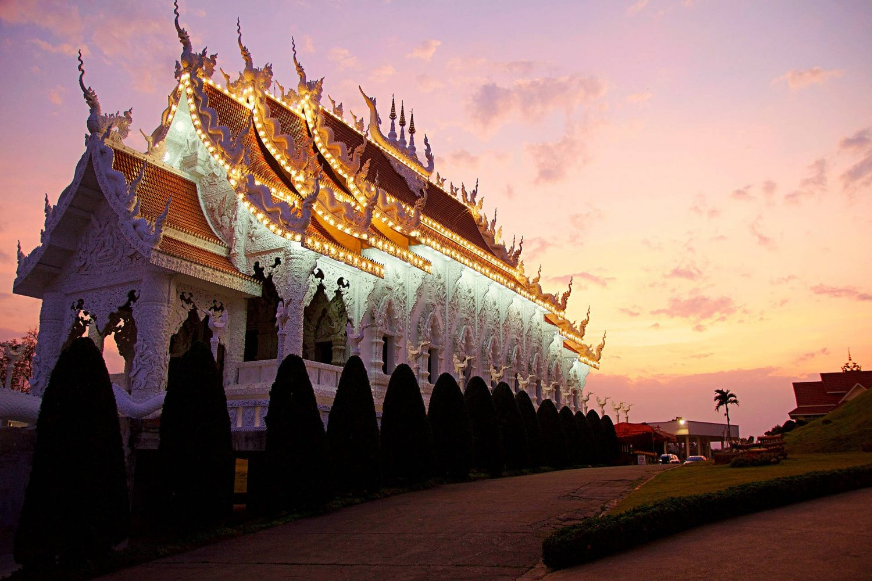 Wat Huay Pla Kung, Chiang Rai