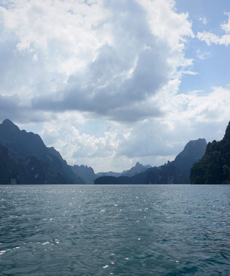 Cheow Lan Lake, Khao Sok