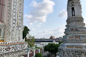Temple of dawn, Bangkok